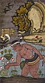Right art detail, from- A poor woodcutter picks lotus flowers in a pond Wellcome L0030800 (cropped).jpg