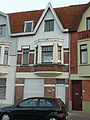 Rij burgerhuizen, Meerlaan 21, Knokke (Knokke-Heist).JPG