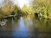 River Colne in Rickmansworth - geograph.org.uk - 603432.jpg
