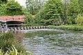 River Test south of A3057 road bridge - geograph.org.uk - 811979.jpg