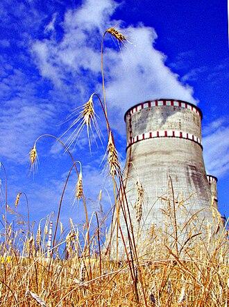 Nuclear power in Ukraine - Rivne NPP