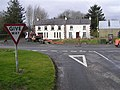 Road Junction, Glenhead - geograph.org.uk - 716521.jpg