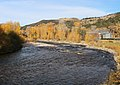 Roaring Fork River in Basalt, Colorado.JPG