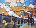 Robert Antoine Pinchon, 1905, Le Pont aux Anglais, Rouen, oil on canvas, 32 x 47 cm, private collection.jpg