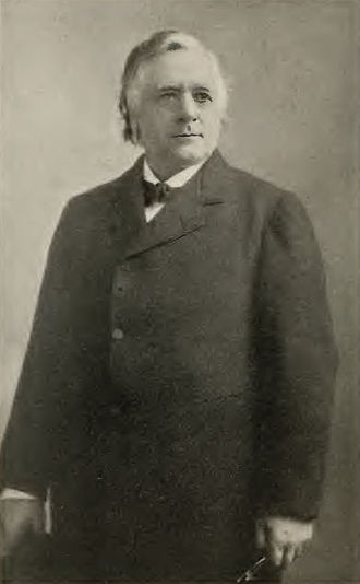 Robert Collyer - Robert Collyer in 1880