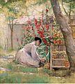 Robert Lewis Reid - Tending the Garden.jpg