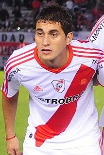 Roberto Pereyra Argentine footballer