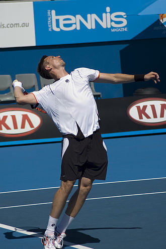 2010 ATP World Tour Finals - Robin Söderling qualified for the second straight year