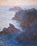 Rocks at Belle-ile, Port-domois by Monet, 1886.jpg