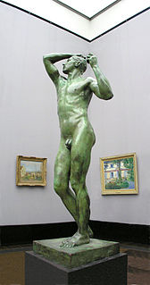 sculpture by Auguste Rodin,