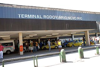 Novo Rio Bus Terminal
