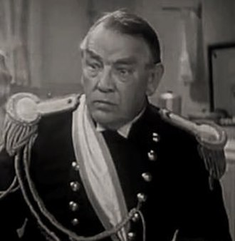Roger Imhof - Roger Imhof in the film Red Lights Ahead (1936).