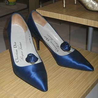 Roger Vivier French shoe designer