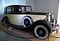 Rolls-Royce Phantom III (Goldfinger) right National Motor Museum, Beaulieu.jpg