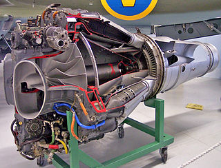 de Havilland Goblin 1940s British turbojet aircraft engine
