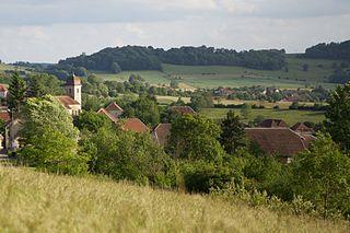 Romain, Doubs Commune in Bourgogne-Franche-Comté, France