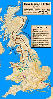 Roman conquest of Britain