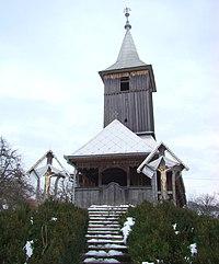 Romania Mures Urisiu de Sus wooden church 104.jpg