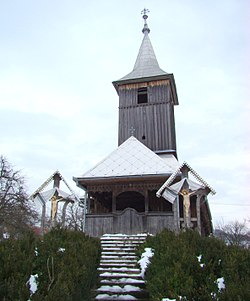 Romania Mures Urisiu de Sus wooden church 104.jpg