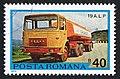 Romania stamp - 1975 - 40B - 19 ALP.jpg