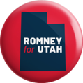 Romney for Utah red button.png