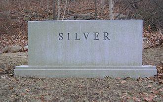 Ron Silver - Ron Silver's headstone