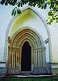 Rone-kyrka-Gotland-2010 07-portal.jpg