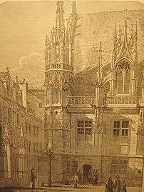 Palais De Justice De Rouen Wikipedia