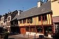 Rouen - 175-183 rue Beauvoisine - Ebeniste-Antiquaire 02.jpg