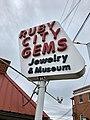Ruby City Gems Sign, Franklin, NC (32781622508).jpg