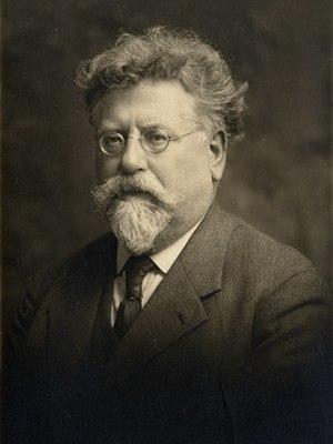 Rocker, Rudolf (1873-1958)