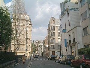 """Petit-Montrouge - The architectural """"melting-pot"""", Rue Bezout"""