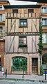 Rue d'Astorg (Toulouse) - Maison en corondage au N°36.jpg