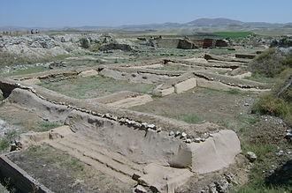 Gordium - The ruins of Gordium