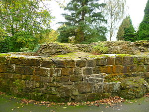 Sir Patrick Spens - Ruins of Malcolm's Tower, Dunfermline