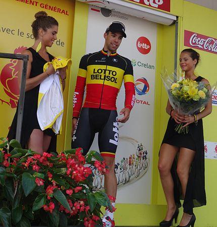 Rumillies (Tournai) - Tour de Wallonie, étape 1, 26 juillet 2014, arrivée (C06).JPG
