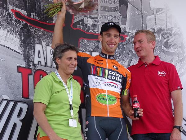 Rumillies (Tournai) - Tour de Wallonie, étape 1, 26 juillet 2014, arrivée (C51).JPG