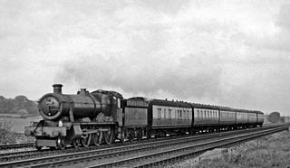 GWR 6959 Class class of 71 two-cylinder 4-6-0 locomotives