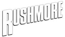 Description de l'image Rushmore movie white logo.png.