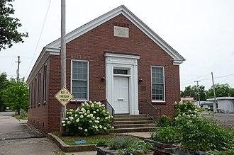 Russellville, Arkansas - Image: Russellville Public Library, Russellville, AR