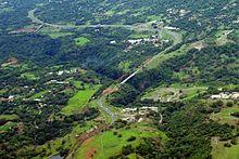 Ruta 27 (Costa Rica) - Wikipedia, la enciclopedia libre