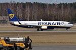 Ryanair, EI-FTY, Boeing 737-8AS (40984062674).jpg