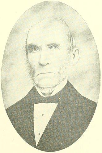 "Ryland Fletcher - From Volume 2 of 1911's ""History of Norwich University, 1819-1911""."
