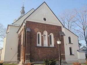 Sławków - Image: Sławków kościół2