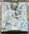 S. stefano al ponte, int., gregorio di lorenzo, madonna col bambino.JPG