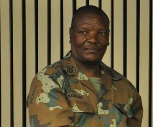 Sergeant Major of the Army (South Africa) - SCWO Mothusi Kagaladi
