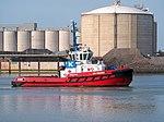 SD SHARK, IMO 9410715 at Port of Rotterdam.JPG