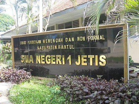 SMA Negeri 1 Jetis Bantul