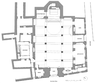 Iglesia de santa mar a la blanca sevilla wikipedia la for Planta ornamental blanca nieves