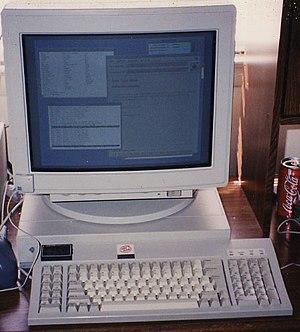 SPARCstation 1+ 25MHz SPARC 1152x900 256-color...